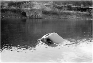 Mini sinking!