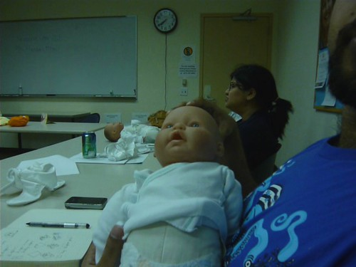 Exorcist baby