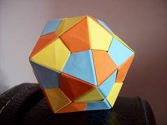 Paper Christopher 1 Photos | Triangle Edge Icosahedron | 711