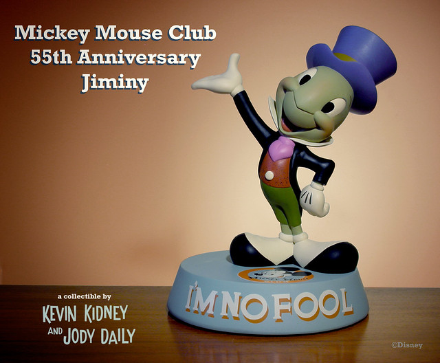 Mickey Mouse Club 55th Anniversary Jiminy Cricket