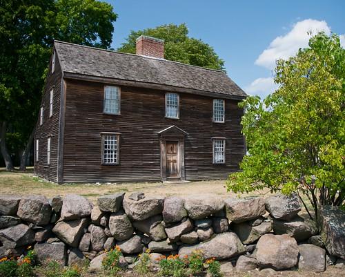 John Adams' Birthplace