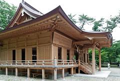 Photo:Akita Senshu Park - Hachiman Akita Jinja (秋田・千秋公園・八幡秋田神社) By Yo3up