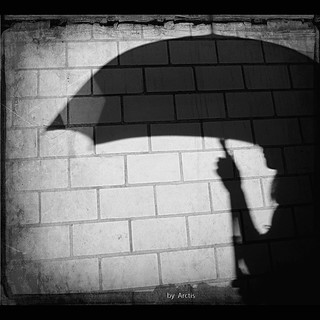 Shadow on the wall  2