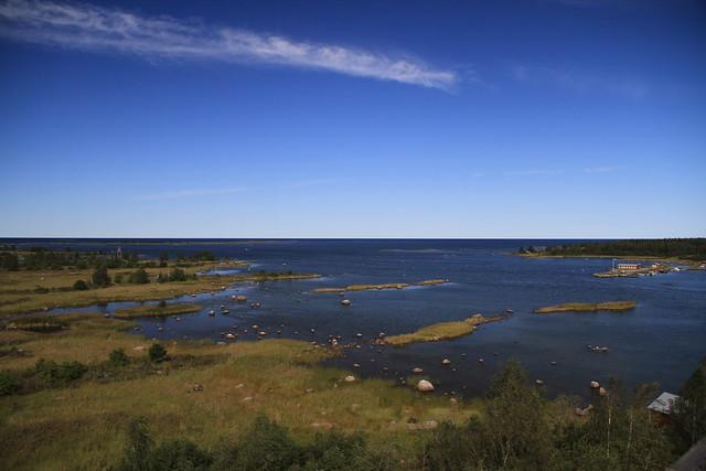 El archipiélago de Kvarken