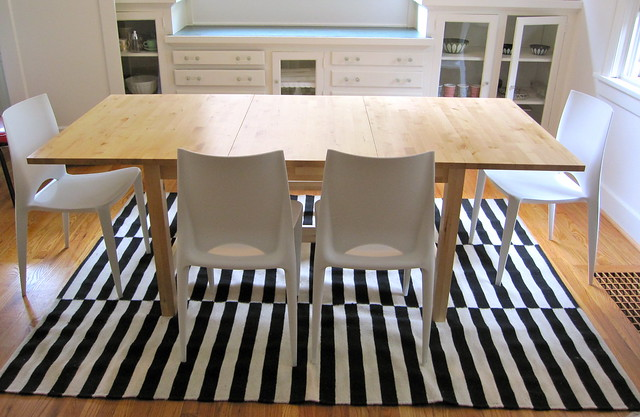 Ikea norden dining tables 2 a gallery on flickr new dining chairs watchthetrailerfo