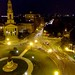Thomas Circle at Night 709