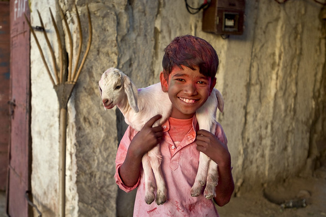 Jodhpur, India, by Steve McCurry 2007