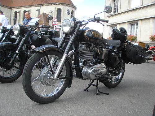 Royal Enfield J2 500cc 1949