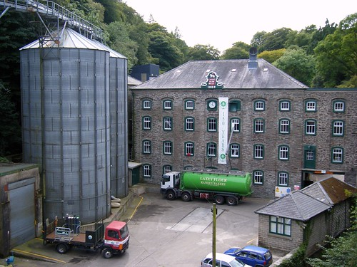 Laxey Flour Mill