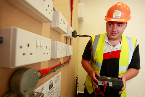 Electrical with South Devon College