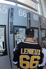 Lemieux, greatest Penguin player ever