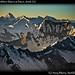 Northern Cordillera Blanca at Dawn, detail (2)