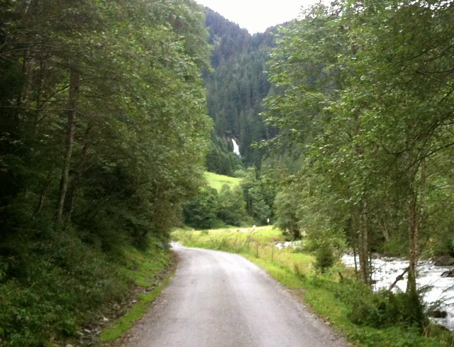 Tirol Bike Trail - Kitzbuhel To Neukirchen, Austria