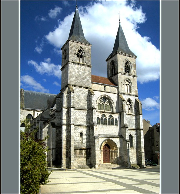 Chaumont haute marne basilique st jean baptiste for Chaumont haute marne