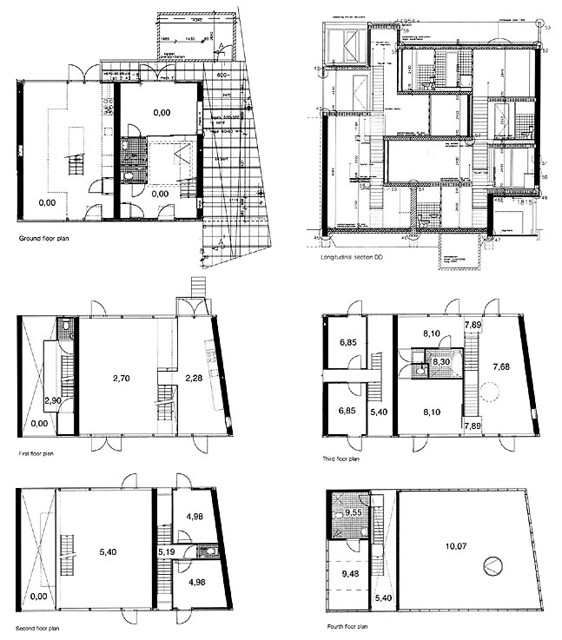 Mvrdv double house plans flickr photo sharing for Progressive farmer house plans