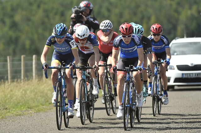 HSBC   National Women's Road Series Tour of the Reservoir day one