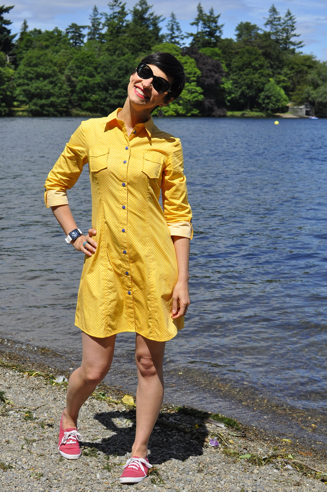 Rosa Shirtdress