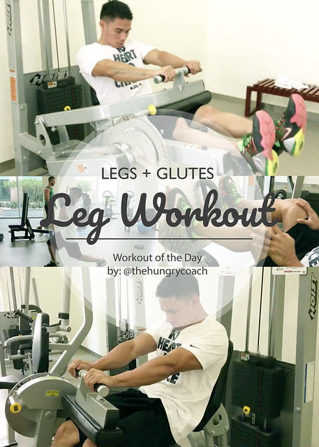 The Hungry Coach - Leg Workout
