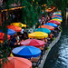 Riverwalk Umbrellas