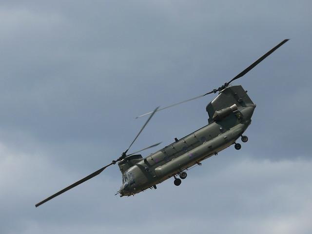 Boeing-Vertol CH-47 Chinook