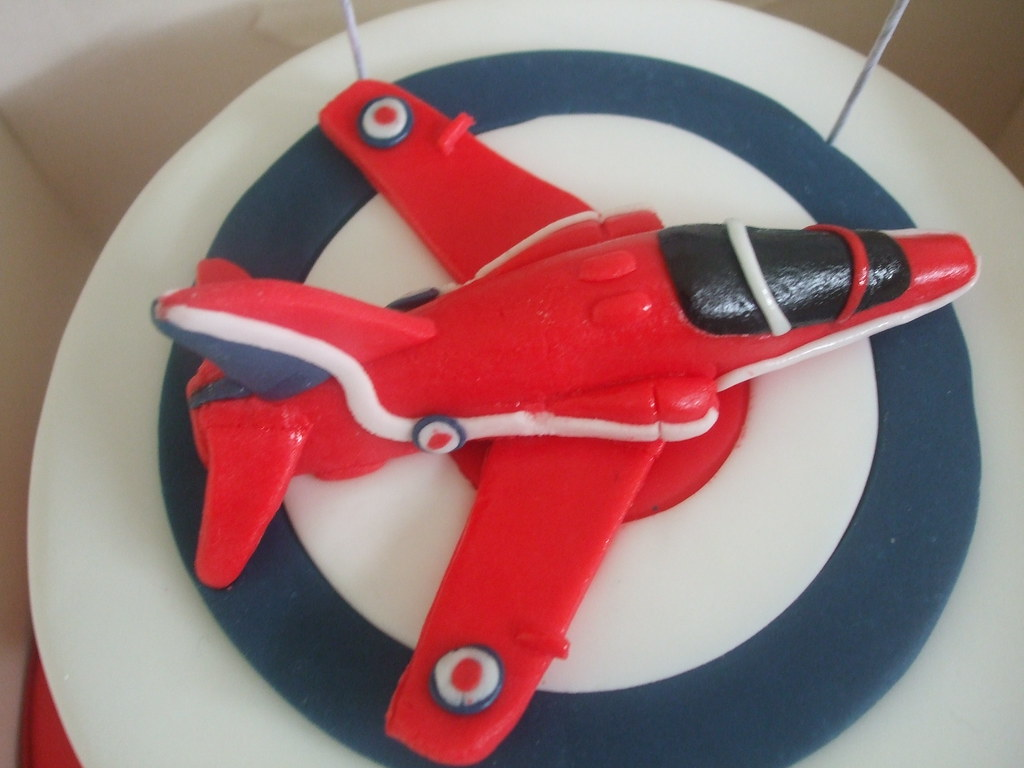Red Arrow Cake A Photo On Flickriver