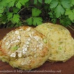 ©Dan Lepard's parsley cheese scones