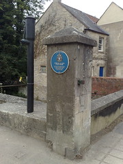 Photo of Blue plaque № 4036