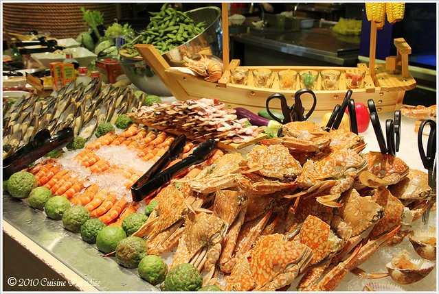 Cuisine paradise singapore food blog recipes reviews for Asian cuisine buffet