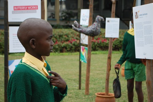 Crafting Peace: Launch at Maker Faire Nairobi