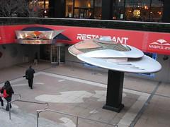 Mars 2112 Restaurant