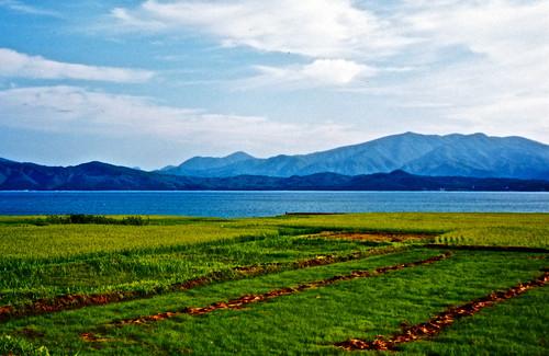 blue summer lake japan view 日本 akita ohhh 田沢湖 tazawa