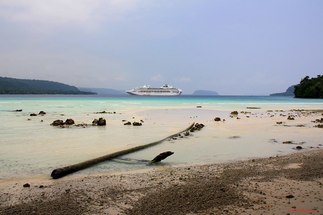 Lonnoc beach,Vanuatu