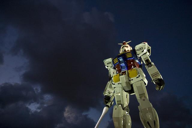 Day 4: Shizuoka Gundam