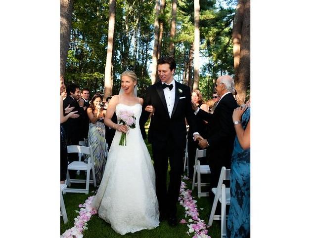 Ali Larter S Wedding In Vera Wong Flickr Photo Sharing