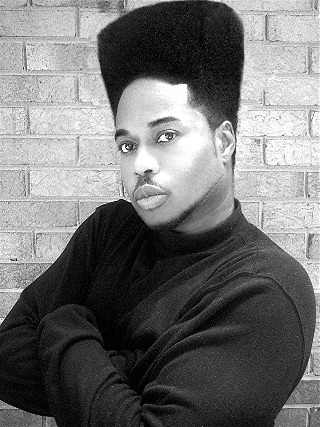 Hi-top fade: A New Jack Swing vintage style:  BRYAN O'QUINN