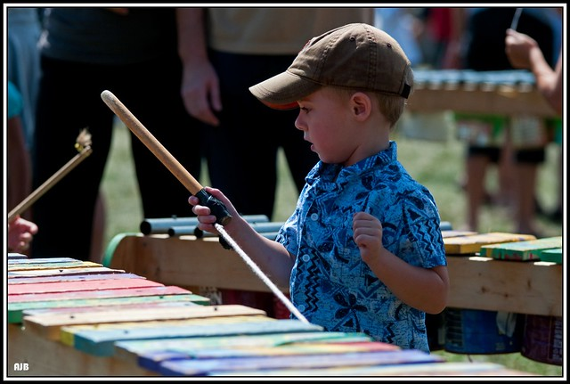 Xylophone definition/meaning