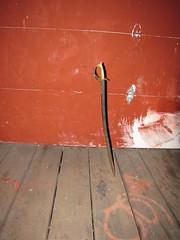 Sword in Wood