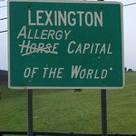 Lexington - Allergy Capital of the World