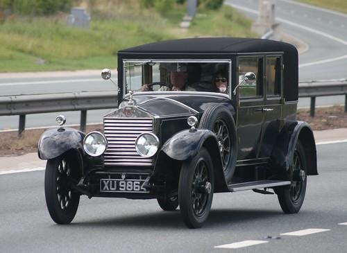 Rolls Royce by Garrietta
