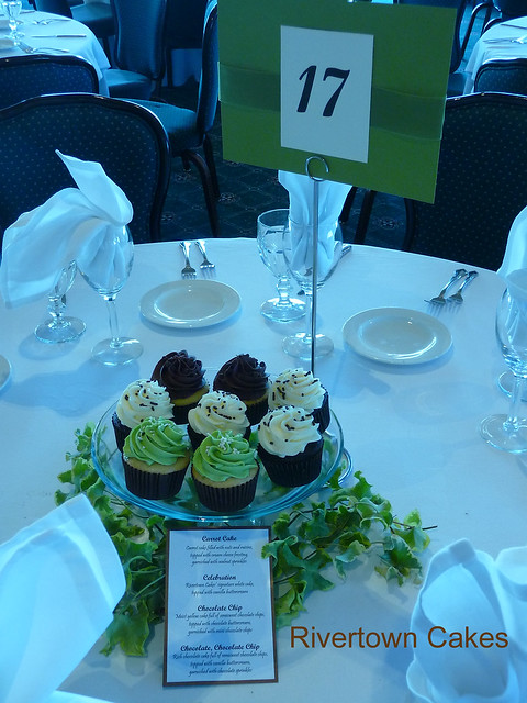 082810 Cupcake Centerpiece Wedding