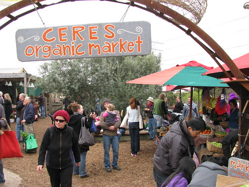 Ceres Organic and bulk food market 10th anniversary