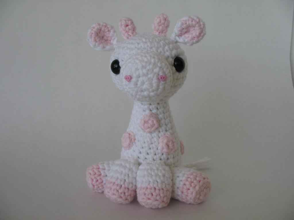 Amigurumi Hello Kitty Abeja : Amigurumi Baby Giraffe - a photo on Flickriver