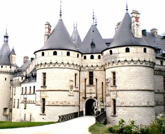 Chateau de Chaumont, Loire valley, France