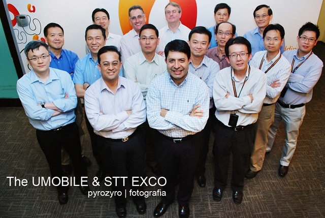 The UMOBILE STT Committee