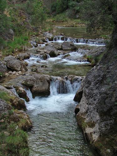 Rápidos - Río Borosa (Jaén, España) - 01