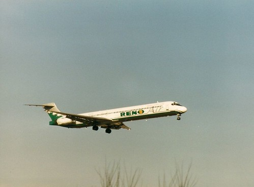 Reno Air MD-90