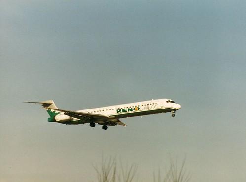 Reno Air MD-90