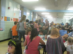 Earth School Potluck I