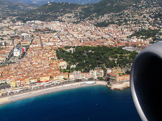 photo - Approach to Nice