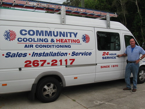 Community Cooling and Heating Inc